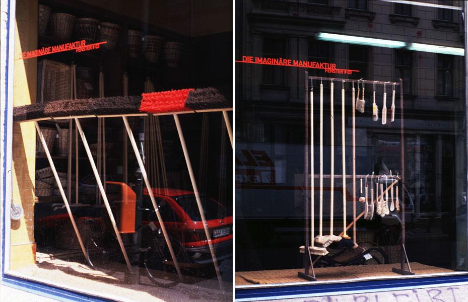 Schaufenster # 04 PRODUKT DES TAGES