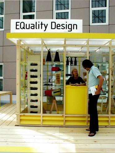 EQUALITY DESIGN
